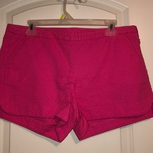 Lilly Pulitzer Pink Shorts—New Without Tags
